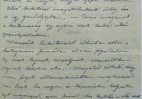 11. Orosz Károly tüzér megfigyelő levele anyjához, özv. Orosz Lajosné br. Kemény Annához