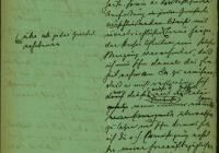 3. A Kossuth Lajos esetleges halálakor követendő magatartásról