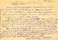 4. Kelemen István negyedik tábori levelezőlapja