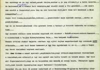 4. Részlet Lendvay-Zwickl Jenő visszaemlékezéséből