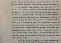 4. Szabó György konzul jelentése
