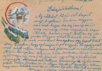 7. Kelemen István hetedik tábori levelezőlapja