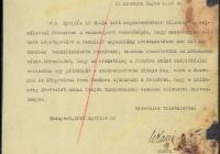 7. Múzeumok és Könyvtárak Országos Tanácsának válasza