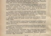 A 1920/428. számú kormányrendelet