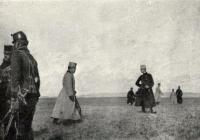 József főherceg a Szávánál