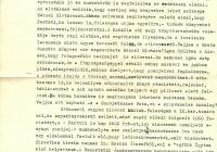 Alapi Gyula ismeretlen levele Rákosi Mátyáshoz