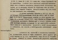 Az 1946. augusztus hó 13-i ülésigazgatói értekelzlethez