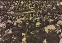 A nagygyűlés Népszabadság 1977.03.25.