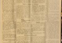 Prágai Magyar Hírlap cikke az elutasított eperjesi postások panaszáról