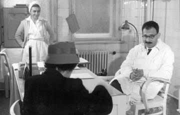 2020: Egészségügy és kollektivizálás Szolnok megye példáján (1961)