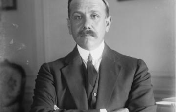 1915: A Chandler Hale jelentés 1915-ből