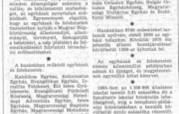 0000: Kultúrbéke, 1987.