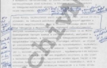 0000: Budapesti információs jelentések 1989. június 16-áról