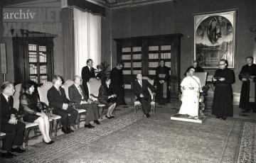 1977: Politikuslevelek Kádár Jánosnak