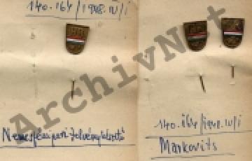 0000: Hadirokkant jelvények a második világháború után