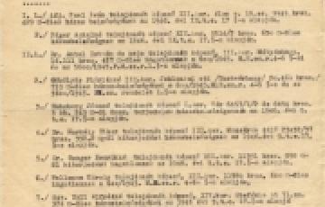 0000: A Páger–villa sorsa