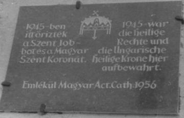 """0000: Az """"elveszett"""" magyar Szent Korona hazatérése 1978-ban"""