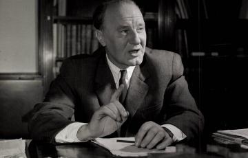 1956: Interjú Kádár Jánossal a Magyar Rádióban - 1956. szeptember 2.