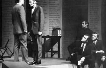 1972: Vígszínház és kultúrpolitika 1972–1973