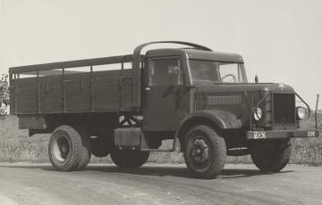 1949: Egy szocialista nagyüzem, a Csepel Autógyár első lépései