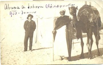 2019: Zubovits Fedor huszárkapitány afrikai kalandozásai