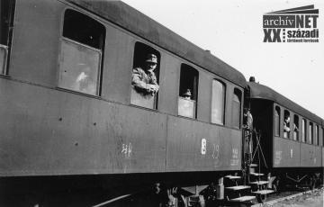 1942: Erdős Lajos karpaszományos címzetes őrmester levelei a keleti frontról