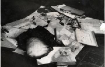 0000: Tűzvész a Magyar Országos Levéltárban