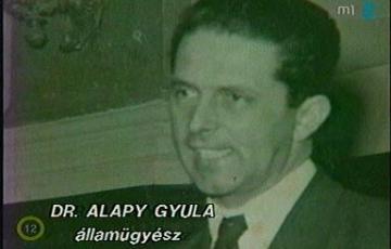 2017: Alapi Gyula ismeretlen levele Rákosi Mátyáshoz