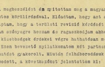 """2020: """"Az Ausztria és Magyarország közti viszonynak javítását az szolgálja leginkább, ha arról mennél kevesebb szó esik"""" – A soproni népszavazás utóélete a Külügyminisztériumi Levéltár fennmaradt irataiban (1921–1938)"""