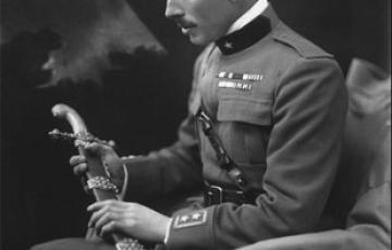 2018: Guido Romanelli olasz alezredes magyarországi tevékenysége